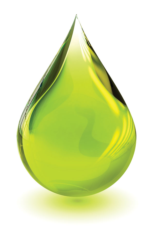 green petroleum